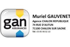 GAN Muriel Gauvenet